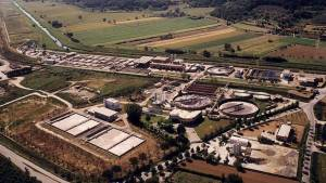 Industrial wastewater treatment plant in Santa Croce sull´Arno (PI)