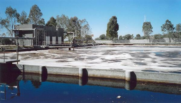 Tannery waste water treatment